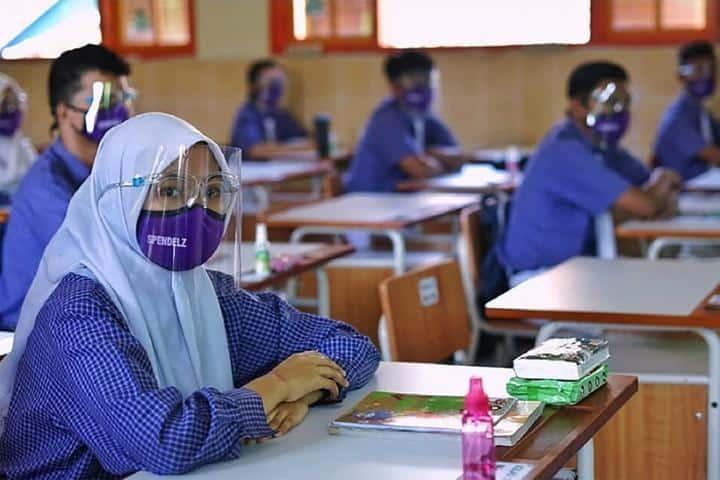 sekolah tatap muka 2021