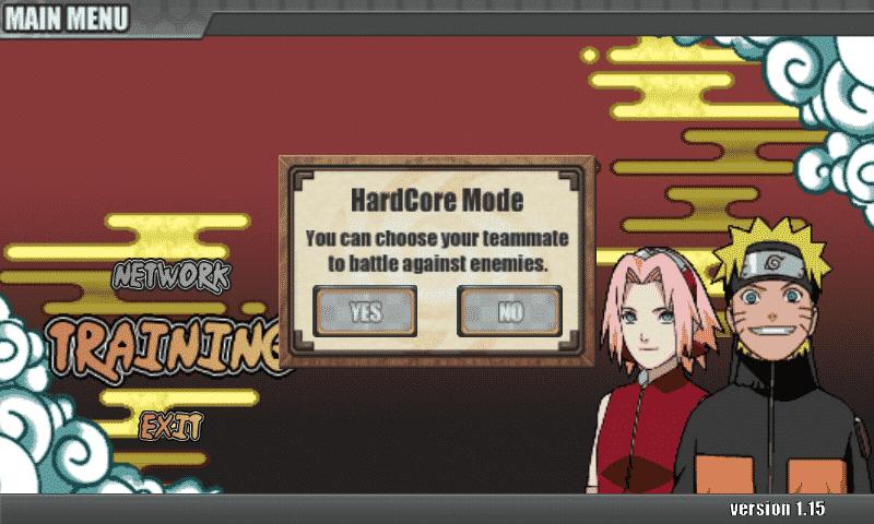Mode-Hardcore