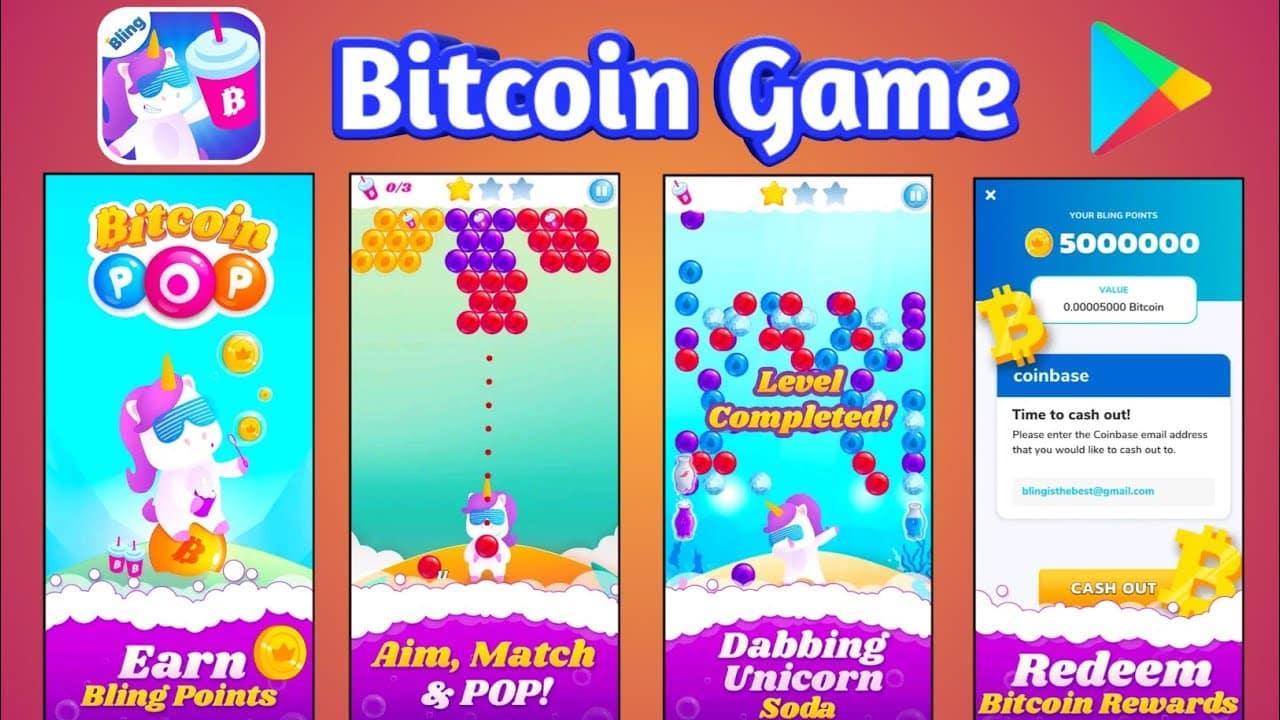Bitcoin-Pop